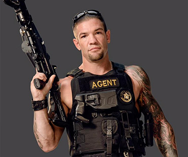 Leland Chapman, Bounty Hunter